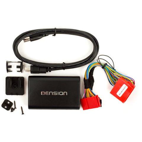 Автомобильный iPod/USB-адаптер Dension Gateway 300 для Audi A2 (GW33AD2) Превью 1
