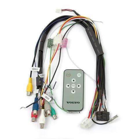 6.5″ Автомобильный сенсорный монитор для Volvo XC90 / XC70 / S60 / V70 / S80 Превью 7
