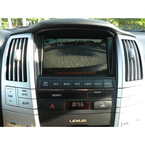 Кабель для подключения камеры Toyota Prius / Lexus RX с мультифункциональным дисплеем MFD GEN5 Превью 3
