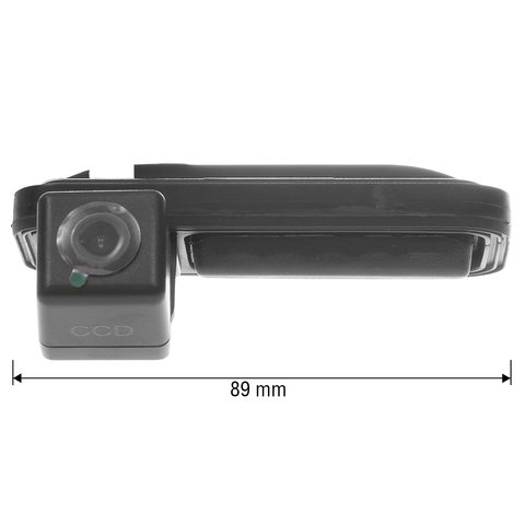 Камера заднего вида в ручку багажника для Mercedes-Benz B, E-класса Превью 1