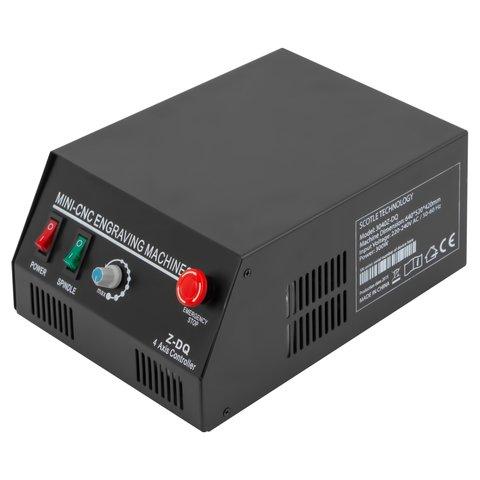 Настільний 3-осьовий фрезерно-гравірувальний верстат ChinaCNCzone 3040Z-DQ (500 Вт) Прев'ю 5