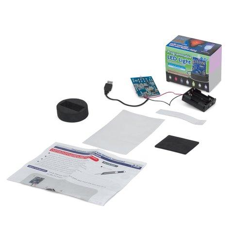 STEM-конструктор Artec Программированный светодиод с сенсорами Превью 4