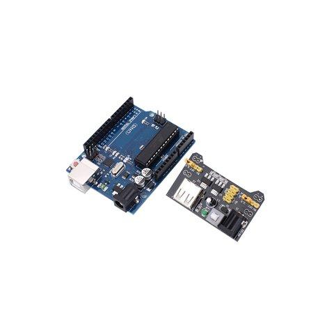 STEM-набір для Arduino OKYSTAR 2015 UNO R3 Grade Edition - /*Photo|product*/