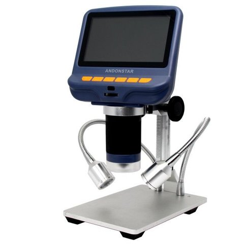 Цифровой микроскоп с дисплеем Andonstar AD106S Превью 2