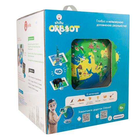 Обучающая игрушка Shifu с дополненной реальностью Глобус ORBOOT Превью 12