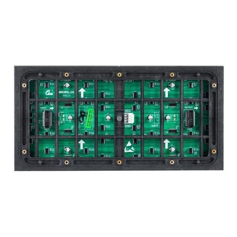 Indoor LED Module Q5 Pro (320 × 160 mm, 64 × 32 dots, IP65, 5000 nt) Preview 1