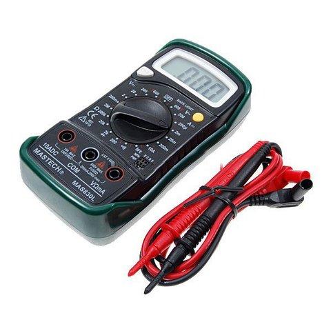 Digital Multimeter MASTECH MAS830L Preview 1
